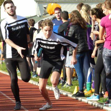 Nancy-Metz : Record de l'Heure d'Athlétisme