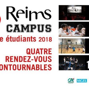 Reims : Challenge Sport – I love Reims Campus