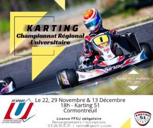 Grand-Est : Championnat Régional de Karting @ Karting 51 | Cormontreuil | Grand Est | France
