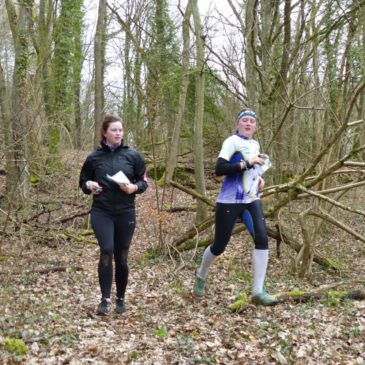 Nancy-Metz : Course d'Orientation