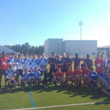 Finale de conférence école de rugby à 7