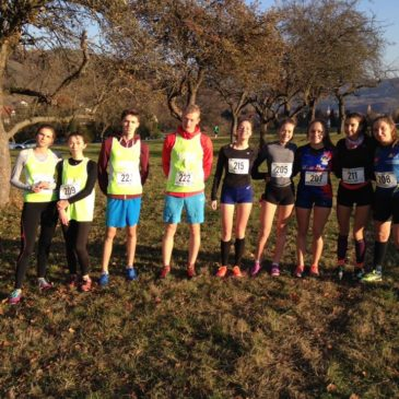 Strasbourg : Championnat Académique Universitaire de Cross Country