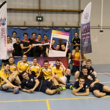 Nancy-Metz : Tournoi de Hand à 4