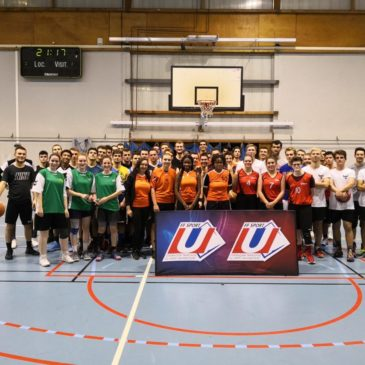 Nancy-Metz : Tournoi universitaire #1 de Basket 3×3