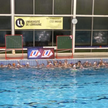 Nancy-Metz : Challenge Water-Polo