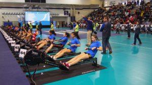 Nancy-Metz : Challenge Record de l'Heure d'Aviron Indoor @ COSEC Faculté des Sports | Villers-lès-Nancy | Grand Est | France