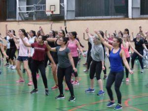 Nancy-Metz : Soirée Fitness @ COSEC de la Faculté des Sciences du Sport | Villers-lès-Nancy | Grand Est | France