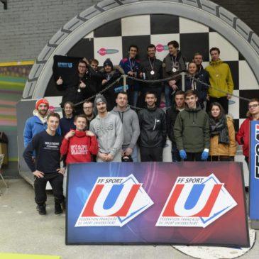 Nancy-Metz : Championnat Académique de Karting