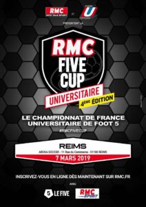 Reims : RMC Five Cup @ Le Five | Reims | Grand Est | France