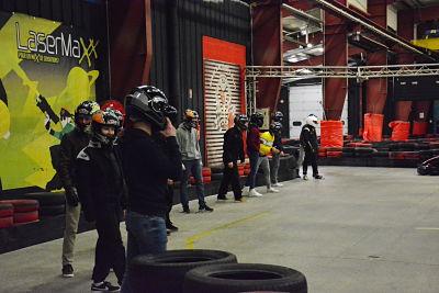 Reims : Championnat Académique de Karting
