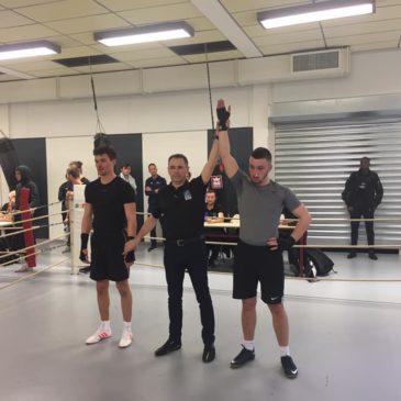GRAND EST : Championnat de Conférence Universitaire de Savate Boxe Française