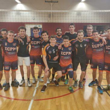 Championnat Académique Universitaire de Volleyball