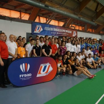 Nancy-Metz : CFU Badminton
