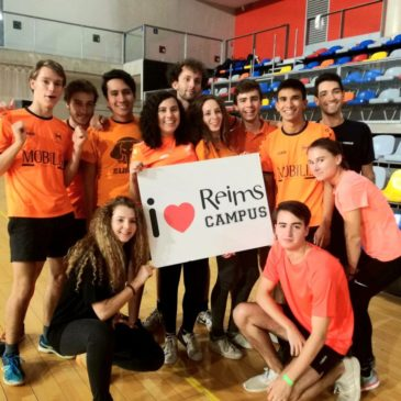 REIMS : Challenge I Love Reims Campus 2019
