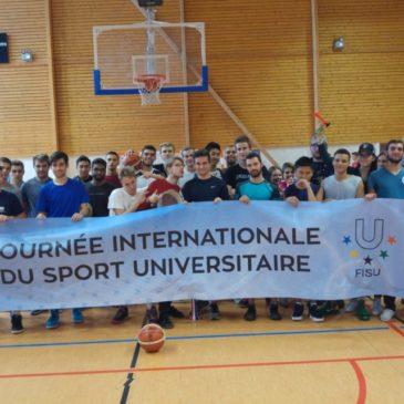 TROYES : Fête du Sport Universitaire