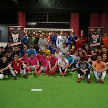 Nancy-Metz : RMC Five Cup, étape régionale du CFU Foot à 5