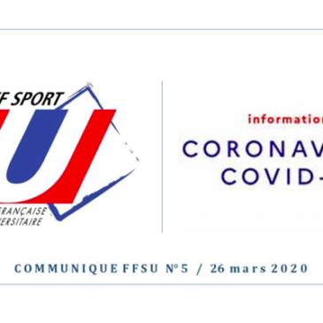 Ligue Grand Est : Coronavirus