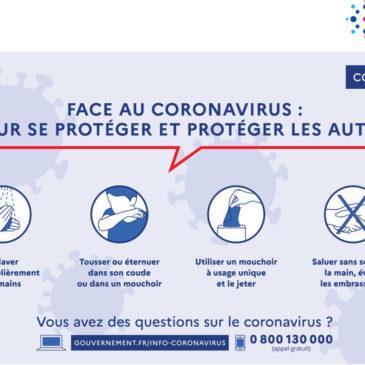Ligue Grand-Est : Coronavirus