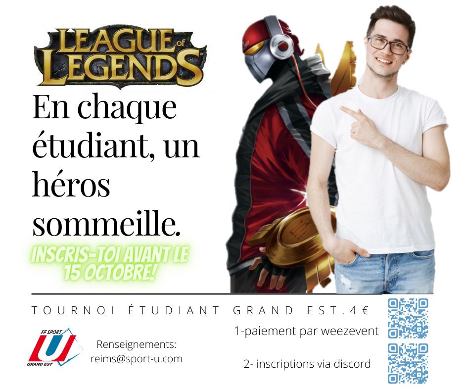 E-sport @ en ligne