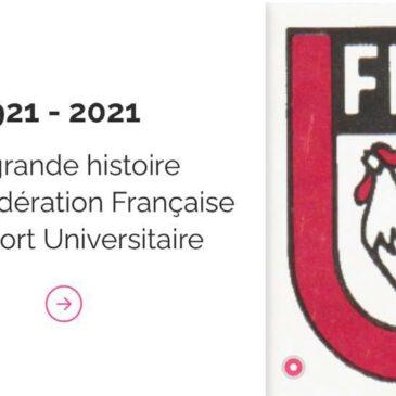 Découvrez l'Histoire de la FFSU !