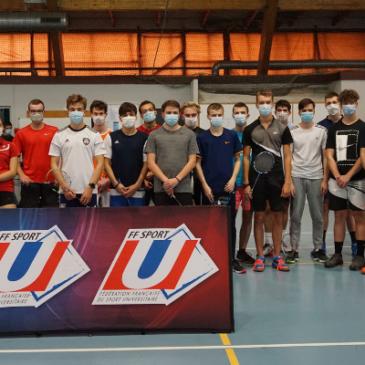 Nancy-Metz : Le Badminton, star du jeudi 22 octobre