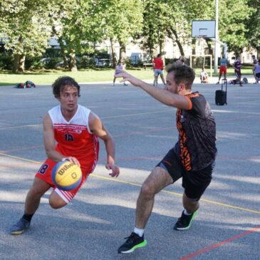Nancy-Metz : Basket 3X3 et Football font le plein !