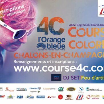 Reims : Le retour de la 4C, l'évènement étudiant à Chalons-en-Champagne !